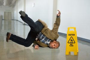 Slip and Fall Personal Injury Claim