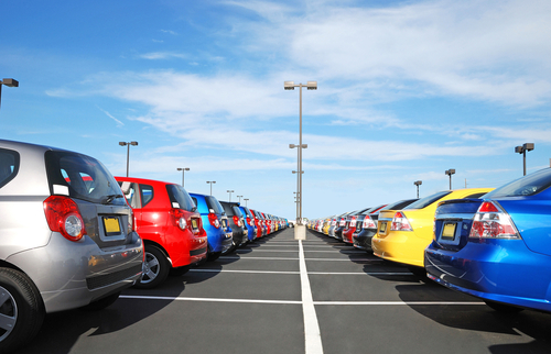 Car Accidents Parking Lots