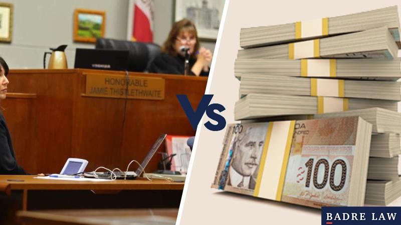 Trial VS Settlement - Badre Law