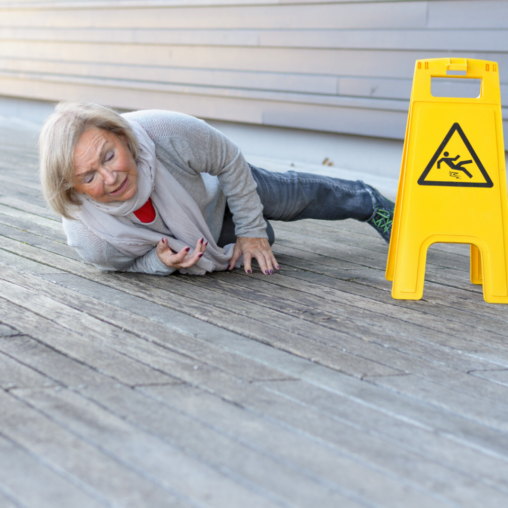 Badre Law - Slip and Fall Accidents