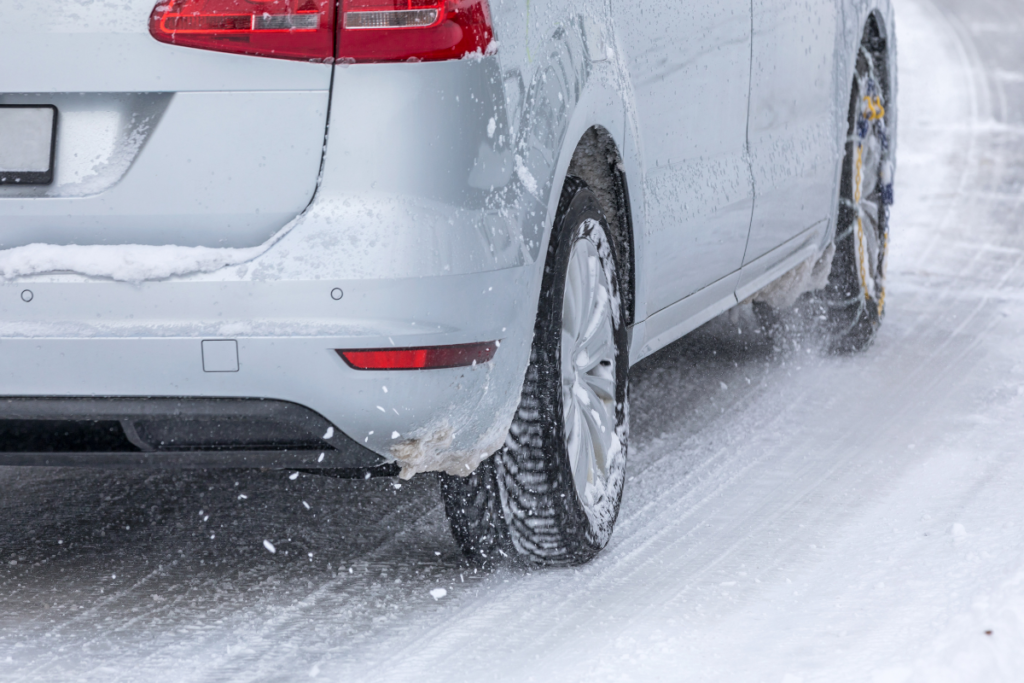 How Winter Tires Can Prevent a Personal Injury