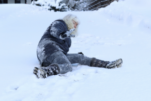 Slip and Fall Accidents – Winter Hazards