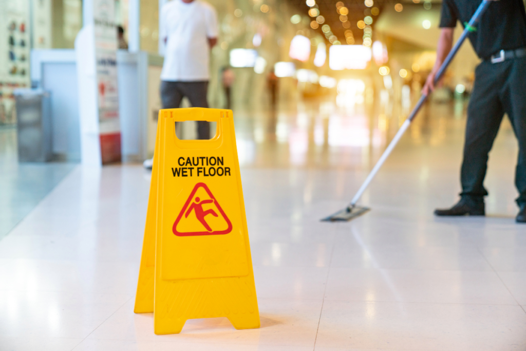 BILL 118 - Changes to notice rule after a slip and fall