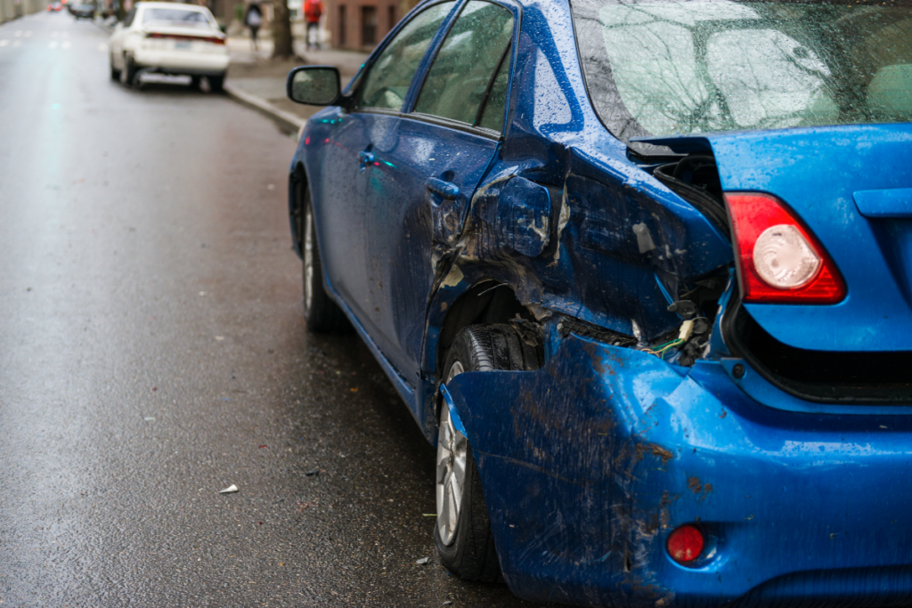Hit and Run Accidents in Ontario